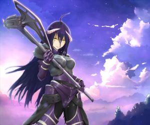Albedo Overlord Live Wallpaper Mylivewallpapers Com