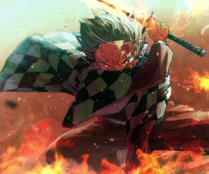 Demon Slayer Kimetsu No Yaiba Live Wallpaper Mylivewallpapers Com