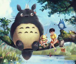 My Neighbor Totoro Live Wallpaper Mylivewallpapers Com