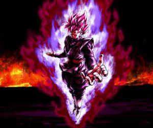 thumb Super Saiyan Rose Goku Black