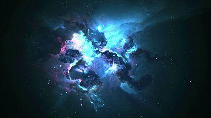 Bright Light Galaxy Animated Wallpaper Mylivewallpaperscom
