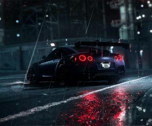 Black Nissan Gtr Live Wallpaper Mylivewallpapers Com