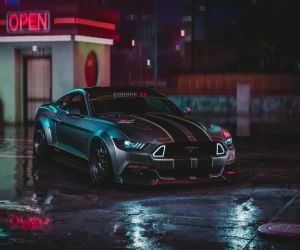 Ford Mustang Gt Live Wallpaper Mylivewallpapers Com