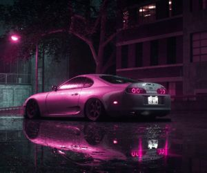 Toyota Supra Live Wallpaper Mylivewallpapers Com