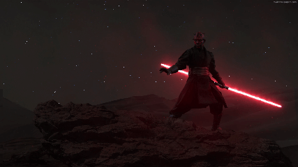 Darth Maul Animated Wallpaper Mylivewallpapers Com