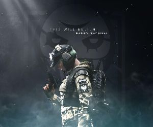 Ela Rainbow Six Siege Animated Wallpaper Animated Wallpapers For