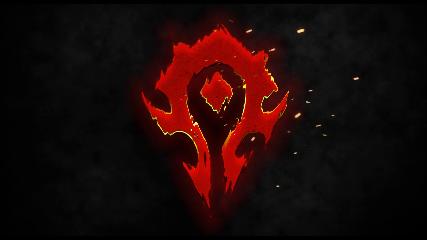 Horde-World of Warcraft Animated Wallpaper