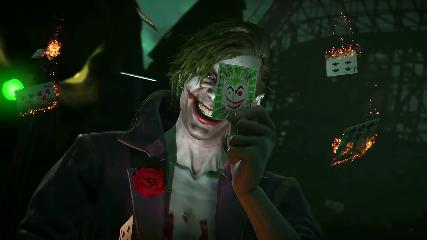 Joker – Injustice 2 Animated Wallpaper
