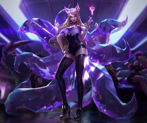 Kda Pop Stars League Of Legends Live Wallpaper Animated Wallpapers