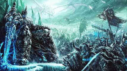 Lich King Army Animated Wallpaper Mylivewallpaperscom