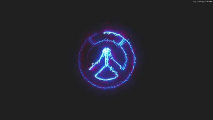 Overwatch Logo Animated Wallpaper Mylivewallpaperscom