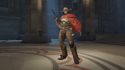 Mccree Overwatch Animated Wallpaper Animated Wallpapers For