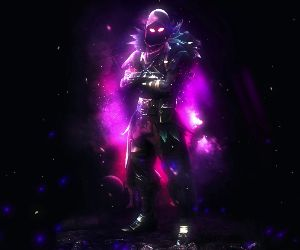 Raven Embers-Fortnite Animated