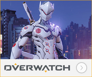 White Genji Overwatch Animated Wallpaper Animated Wallpapers For