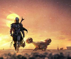 Mandalorian Star Wars Live Wallpaper Mylivewallpapers Com