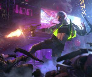 Ciri Cyberpunk 2077 Live Wallpaper - MyLiveWallpapers.com